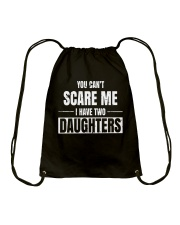 DAUGHTER DAUGHTER DAUGHTER Drawstring Bag thumbnail
