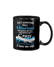 HUSBAND HUSBAND HUSBAND Mug thumbnail