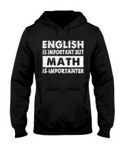 TEACHER TEACHER TEACHER TEACHER Hooded Sweatshirt thumbnail