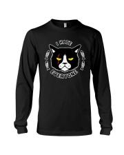 CAT CAT CAT CAT Long Sleeve Tee thumbnail