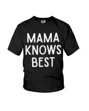 Mom Mom Mom Youth T-Shirt thumbnail