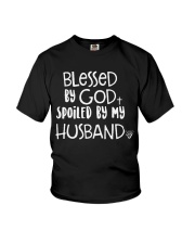 HUSBAND HUSBAND HUSBAND Youth T-Shirt thumbnail