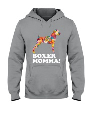 Boxer Dog Momma Hooded Sweatshirt thumbnail