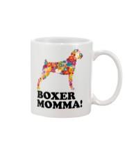 Boxer Dog Momma Mug thumbnail
