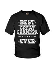 GRANDPA GRANDPA GRANDPA Youth T-Shirt thumbnail