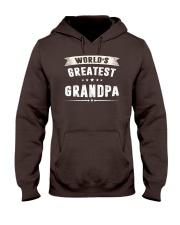 GRANDPA GRANDPA GRANDPA Hooded Sweatshirt front