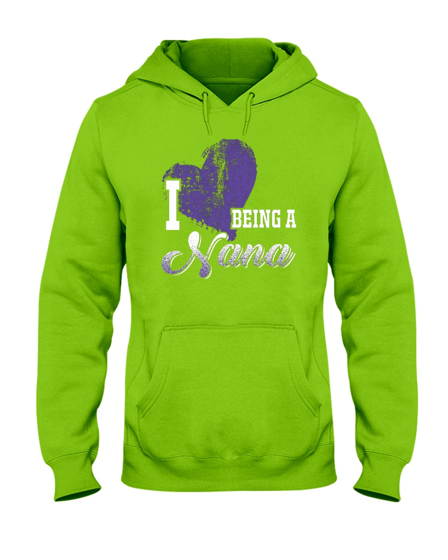 NANA NANA NANA Hooded Sweatshirt