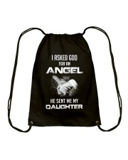FATHER FATHER FATHER Drawstring Bag thumbnail