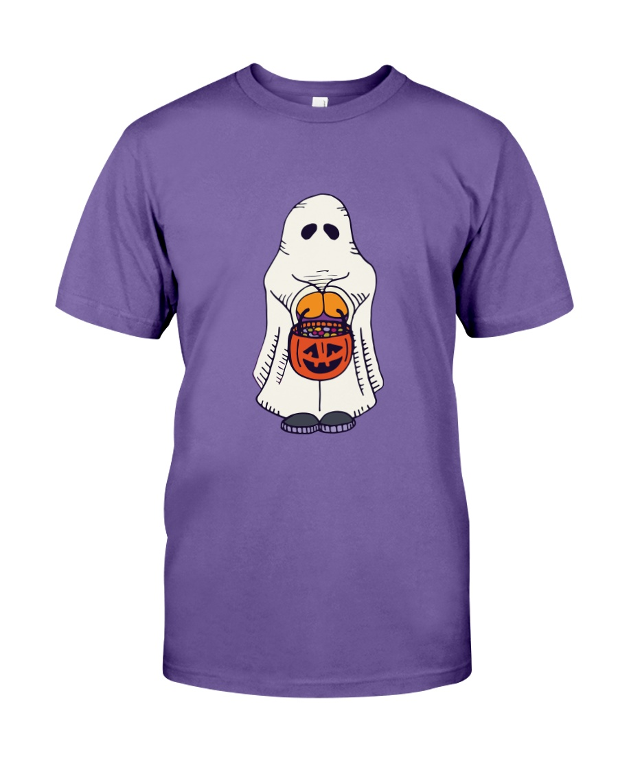Just a Little Boo Premium Fit Mens Tee