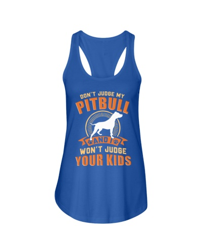 LIMITED EDITION JUDGE MY PITBULL