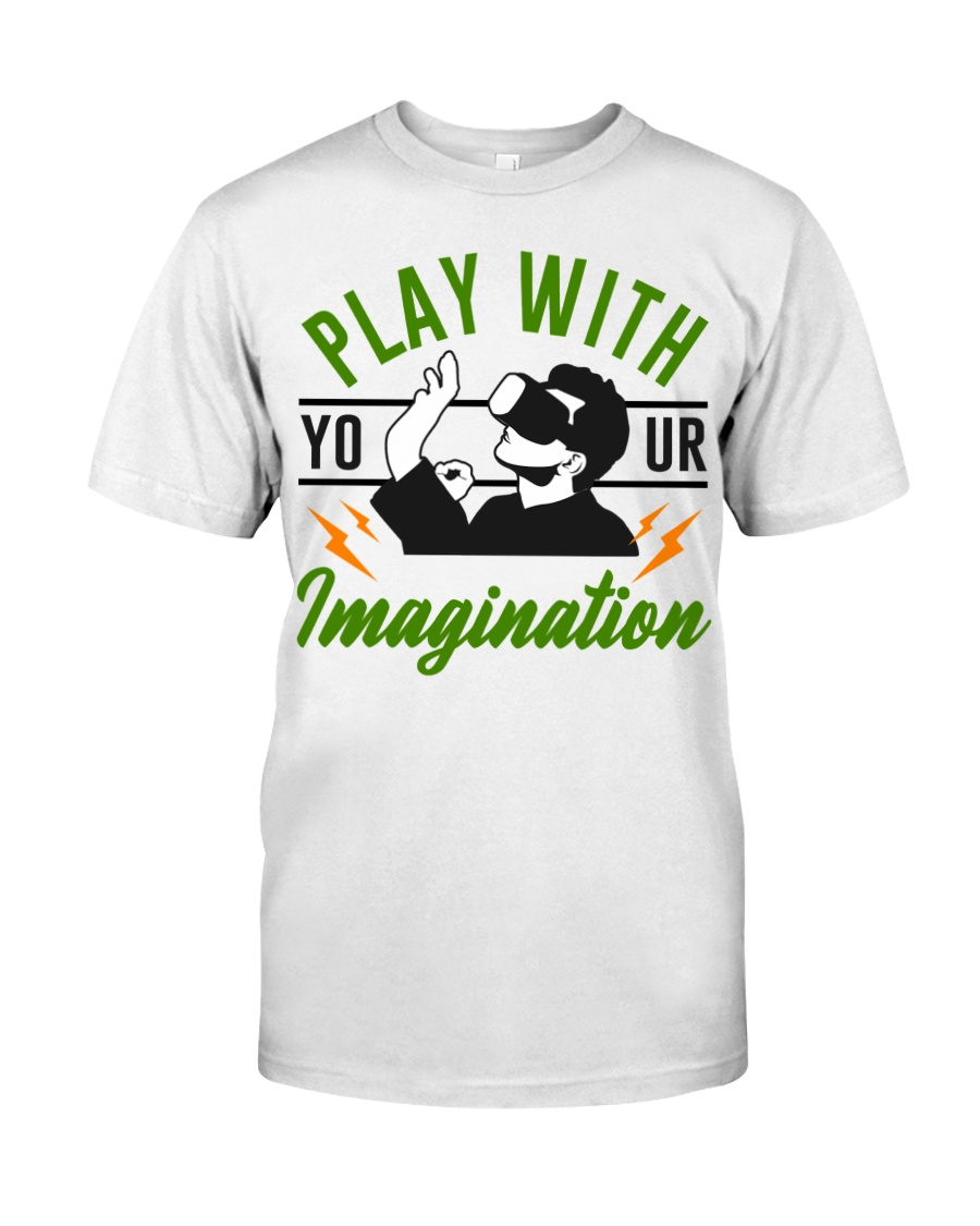 Play With Your Imagination