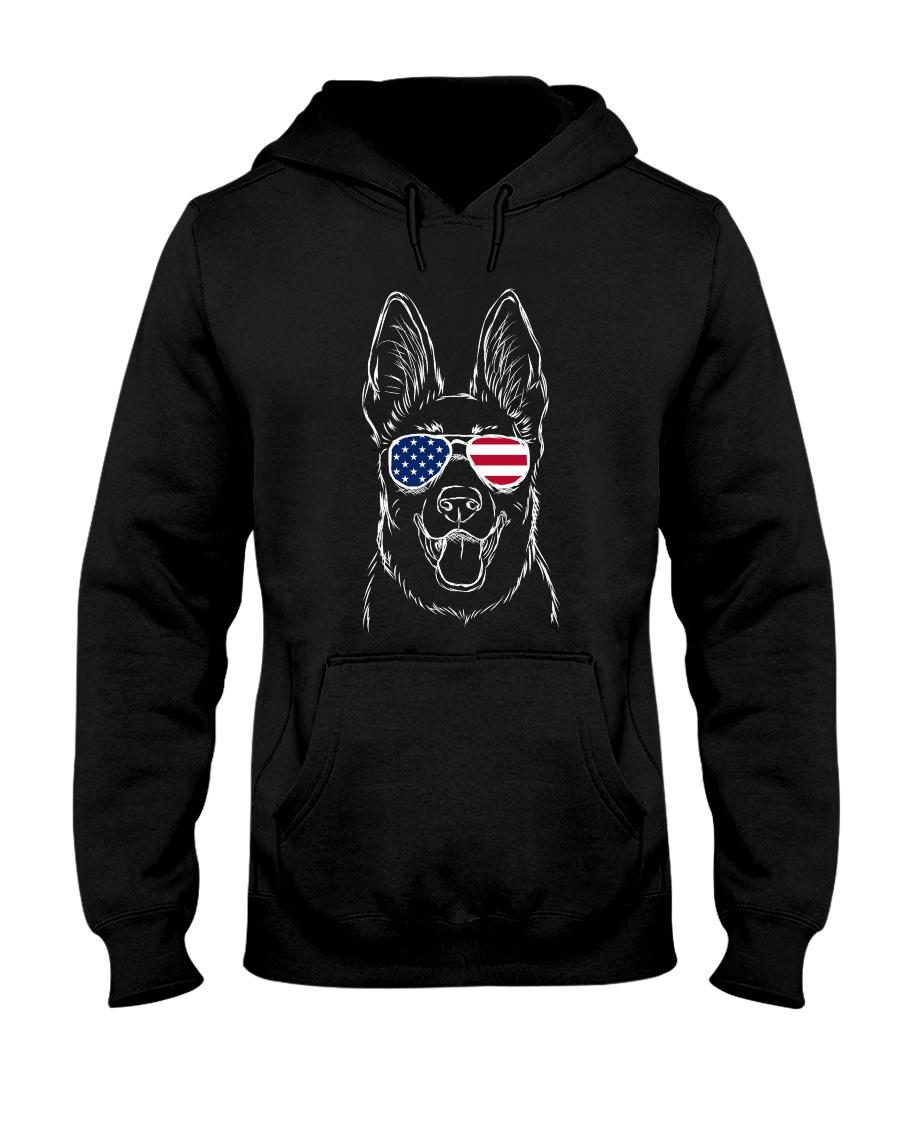 German Shepherd Shirt  Hooded Sweatshirt