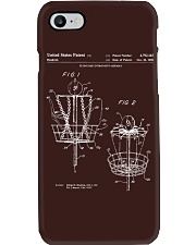 Disc Golf Basket T Shirt Phone Case thumbnail