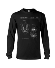 Disc Golf Basket T Shirt Long Sleeve Tee thumbnail