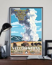 Yellowstone National Park 24x36 Poster lifestyle-poster-2