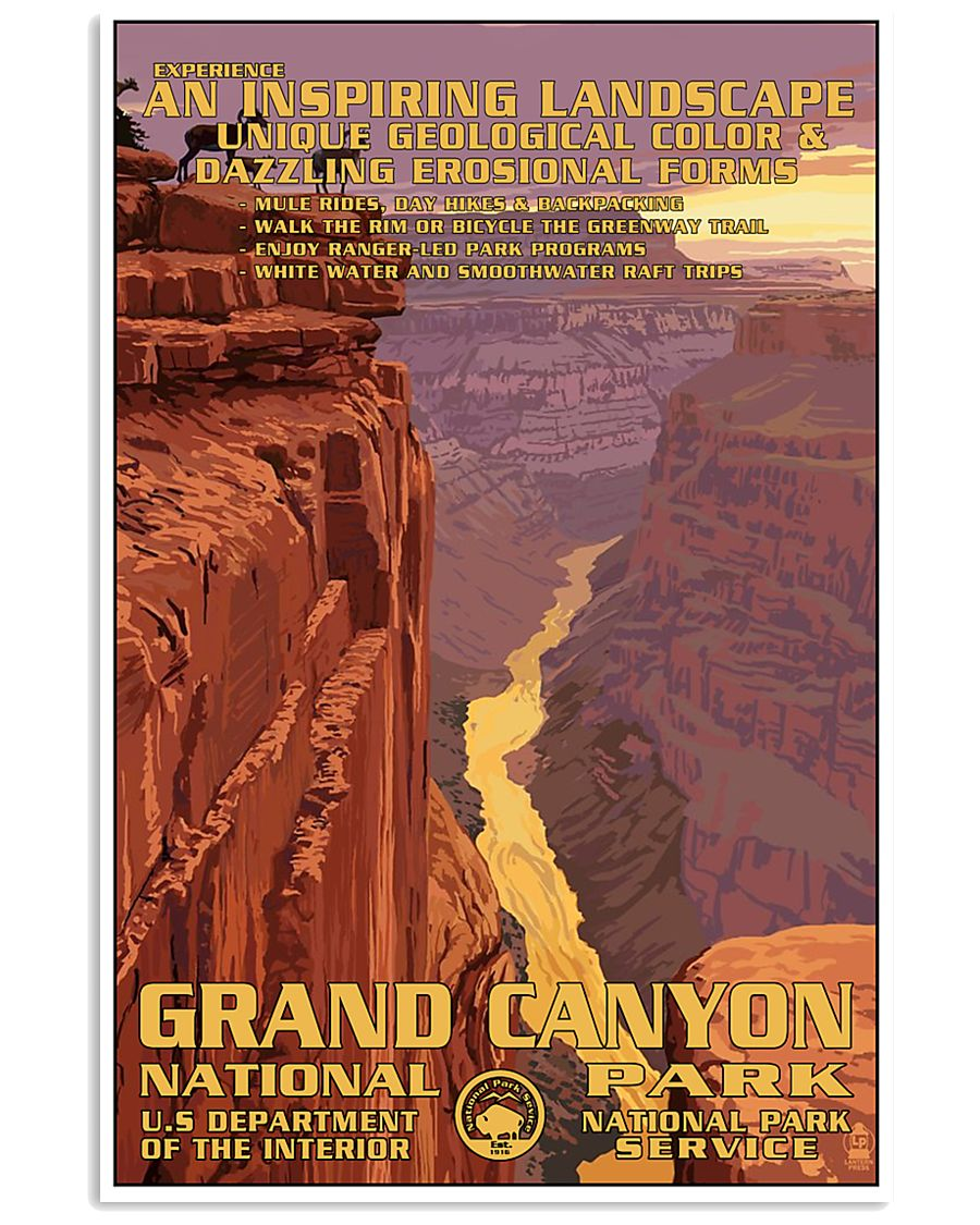 Grand Canyon National Park 24x36 Poster