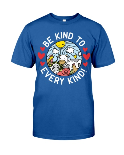 BE KIND TI EVERY KIND