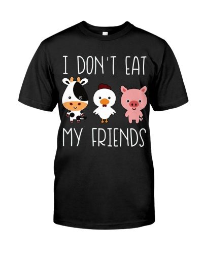 I Don't Eat My Friends