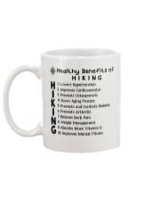 HEALTHY BENEFITS OF HIKING Mug back