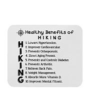HEALTHY BENEFITS OF HIKING Mousepad thumbnail