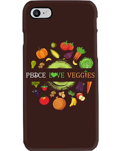 Peace - love- veggies