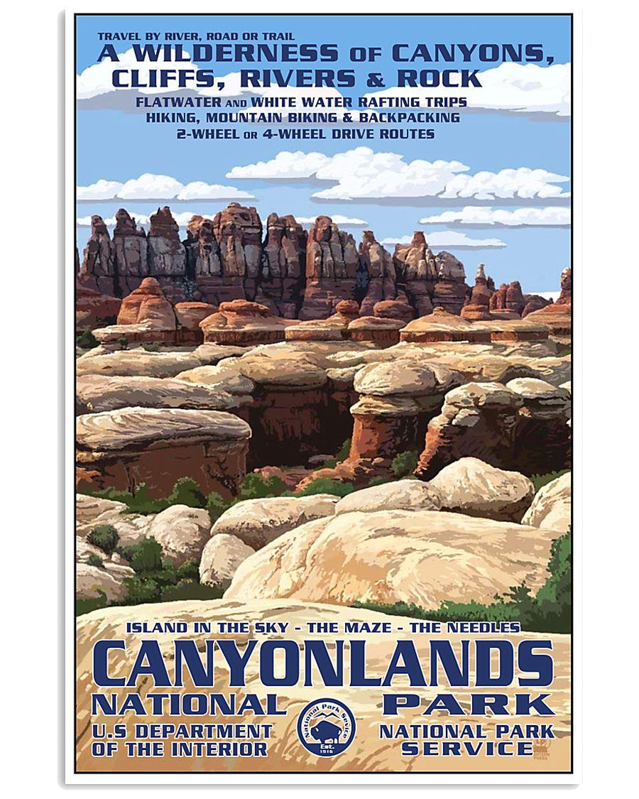 Canyonlands National Park 24x36 Poster