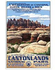 Canyonlands National Park 24x36 Poster front