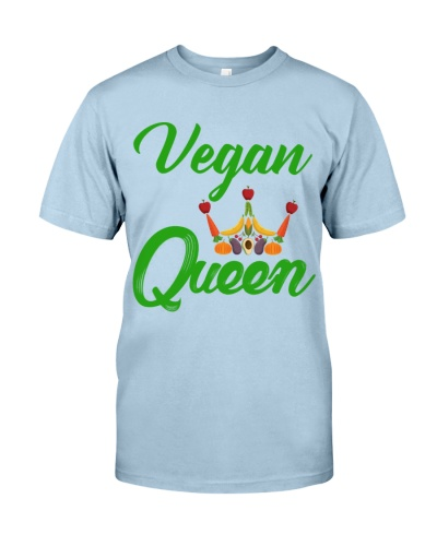 VEGAN QUEEN