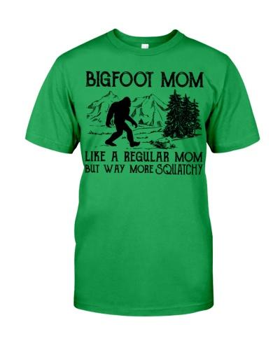 Bigfoot mom