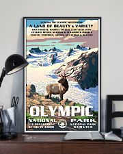Olympic National Park 24x36 Poster lifestyle-poster-2