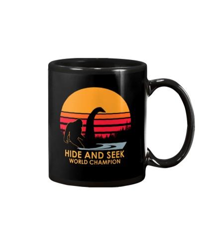 Hide and seek world champion