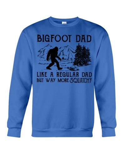 Bigfoot dad