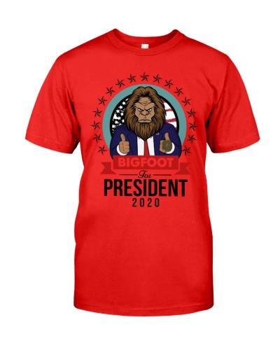 Bigfoot for president 2020
