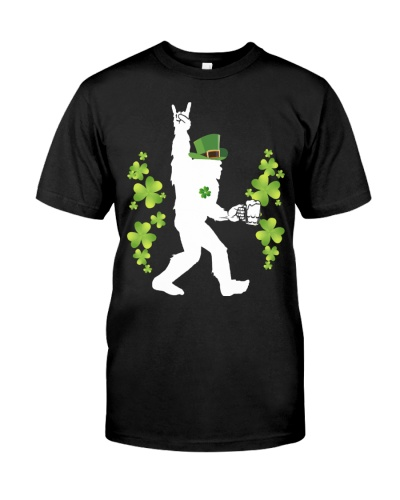 Bigfoot - St Patrick's Day