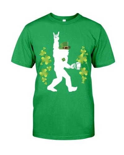 Bigfoot - St Patrick's Day