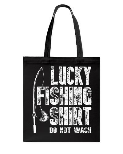 LUCKY FISHING SHIRT - DO NOT WASH