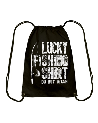 LUCKY FISHING SHIRT - DO NOT WASH