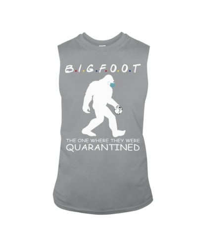 Bigfoot the one where they were quarantined