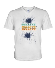 Believe V-Neck T-Shirt thumbnail