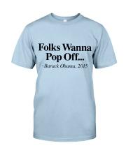 Folks  Classic T-Shirt thumbnail