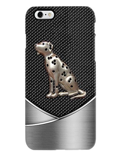 Dalmatian - Silver