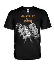 age of emprise V-Neck T-Shirt thumbnail