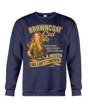 Browncoat Girl Crewneck Sweatshirt front