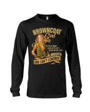 Browncoat Girl Long Sleeve Tee thumbnail