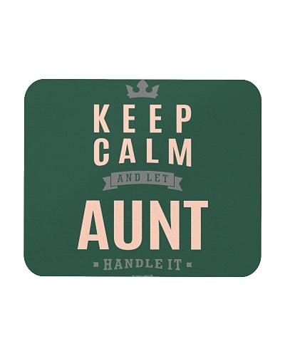 KEEP CALM  AUNT