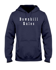 Downhill Rules Invert Hooded Sweatshirt thumbnail