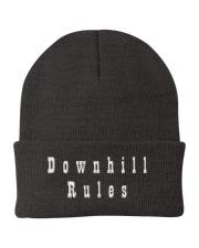 Downhill Rules Invert Knit Beanie thumbnail
