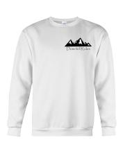 Downhill Rules Classic tee with Logo on back Crewneck Sweatshirt thumbnail