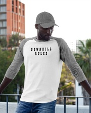 Downhill Rules Classic Baseball Tee apparel-baseball-tee-lifestyle-13