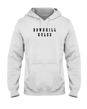 Downhill Rules Classic Hooded Sweatshirt tile